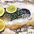 鮮綠生活 蒜香孜然羊小排 鹽焗鯖魚