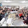 國際扶輪社國際交換學生來詮勝學習台灣料理