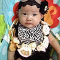 餅乾皇后收涎系列客戶寶寶分享照