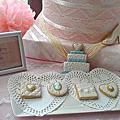 餅乾皇后~婚禮小物|伴娘禮|探房裡|禮桌佈置
