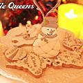 餅乾皇后~2013耶誕款糖霜餅乾