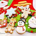 【啾咪耶誕】2014餅乾禮物組