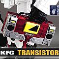 KFC MP級別 錄音機