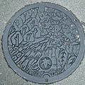 [2007年7月] 日本單車旅行~~水溝蓋篇