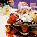[高雄]仙杜瑞拉鐵板甜點主題餐廳