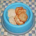 小烤箱就可以做的超簡單狗零食-雞肉片