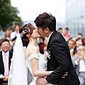 饅頭爸團隊|婚攝玉米|哲&岑|國泰萬怡酒店|證婚+宴客|完整|2020