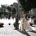 饅頭爸團隊|婚攝玉米|翔&妮|台北遠企|訂婚|完整|2021
