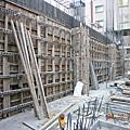 黎明教會工地200910