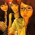 鐵娘時尚黑白下午茶~ 2011.9.4