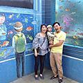 宜蘭 慢•慢•玩民宿-丟丟噹.幾米廣場.河濱公園 2013.10.28