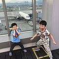 松山機場看飛機玩飛機-2018.5.13
