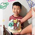 阿霏6歲生日學校萬聖節活動-2018.10.26