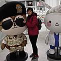 韓國東大門市場 / 弘大女人街 逛街購物 / 凱蒂貓主題咖啡館