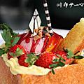 [台中]川布主題餐廳(蜜糖吐司篇)