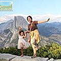 2013.6 Yosemite Trip Day1. Fresno->Mariposa Grove->Yosemite