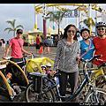 2013.7 Santa Monica 騎車