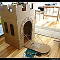2015.6 紙箱城堡
