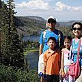 2018.7 家庭旅遊:Mammoth Lakes, Lake Tahoe, Lassen Volcanic NP
