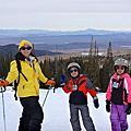 2018.12 滑雪度假 + Zion 國家公園