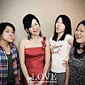 【inLOVE】婚禮紀錄‧Min+Wen