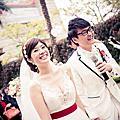 【inLOVE】婚禮紀錄‧Kevin+Monzon(結婚)