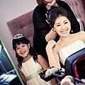 【inLOVE】婚禮紀錄‧PaPa+Claire