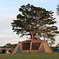 老官道103跨年露營