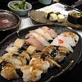 握壽司吃到飽 @ 秋料理