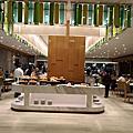 台北六福萬怡酒店敘日下午茶
