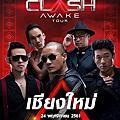 Clash Awake Tour