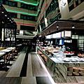 德立莊中庭餐廳鐵板排餐Semi Buffet