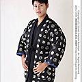 [皇冠棚拍外拍商品]日式棉襖 作務衣