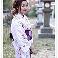 [皇冠浴衣和服外拍]Sakura