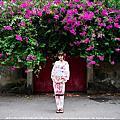 [顧客分享]黃色櫻花浴衣寫真by蔡小期