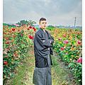 2019 Olina振袖和服婚紗照by旺旺