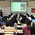 2018/10/09 中山醫學大學營養學系學士班畢業校友 返校演講