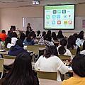 2020/03/11 葉佳雯營養諮詢機構-吳依庭營養師 蒞校演講