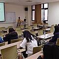 2020/04/24 國立臺灣大學食品科技研究所-丁俞文助理教授 蒞校演講