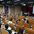 2020/05/06台灣健康營養教育推廣協會-林雅恩理事長 蒞校演講