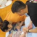 107.10.28 親子Baby身體按摩教學活動