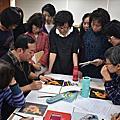 禪藝繪畫班(2017年11月8日)