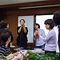 花藝研習班(2017年11月14日)
