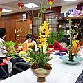 花藝研習班(2017年12月19日)
