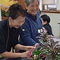 花藝研習班(2017年12月26日)