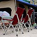 OutdoorBase 楓紅 高原休閒椅