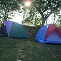 露營初體驗