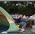 南化水庫 野營