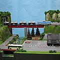 第22號場景(水郡線之二號鐵橋)