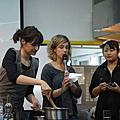 20100126 Anne Cazor & Marion Guillemard 開平餐飲學校講座